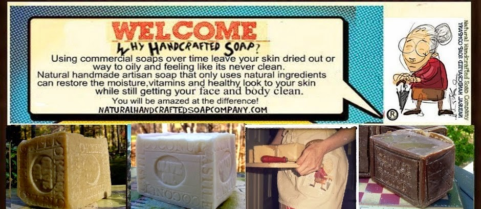 Blogspot - Soap -- ingredients that you want on your skin today, or in your world tomorrow.