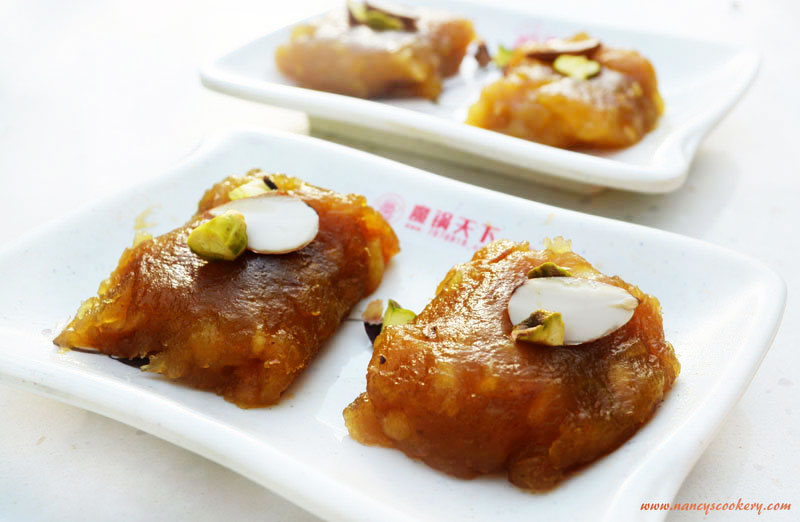 apple halwa recipe apple halwa is the delicious dessert made with ...