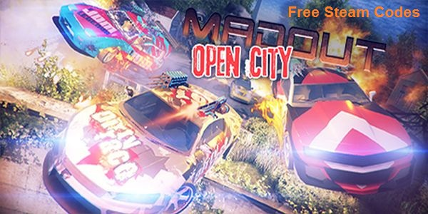 MadOut Open City Key Generator Free CD Key Download