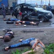 Авария в Котласе 18. 07. 2012