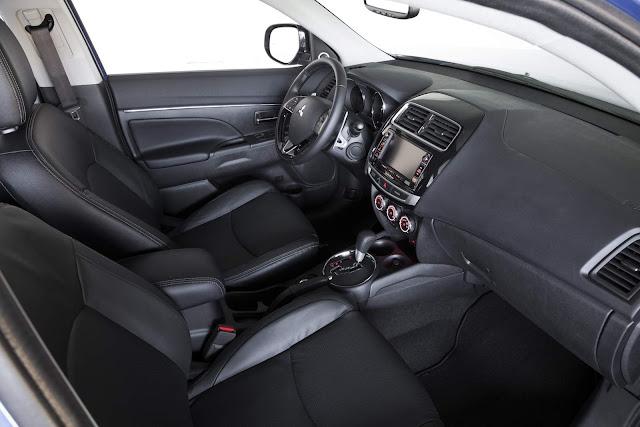 Novo Mitsubishi ASX 2016