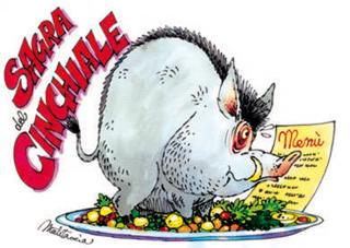 la sagra del cinghiale roma dal 07 al 08 settembre 13!
