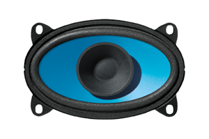 Blaupunkt Car Speakers IC 109