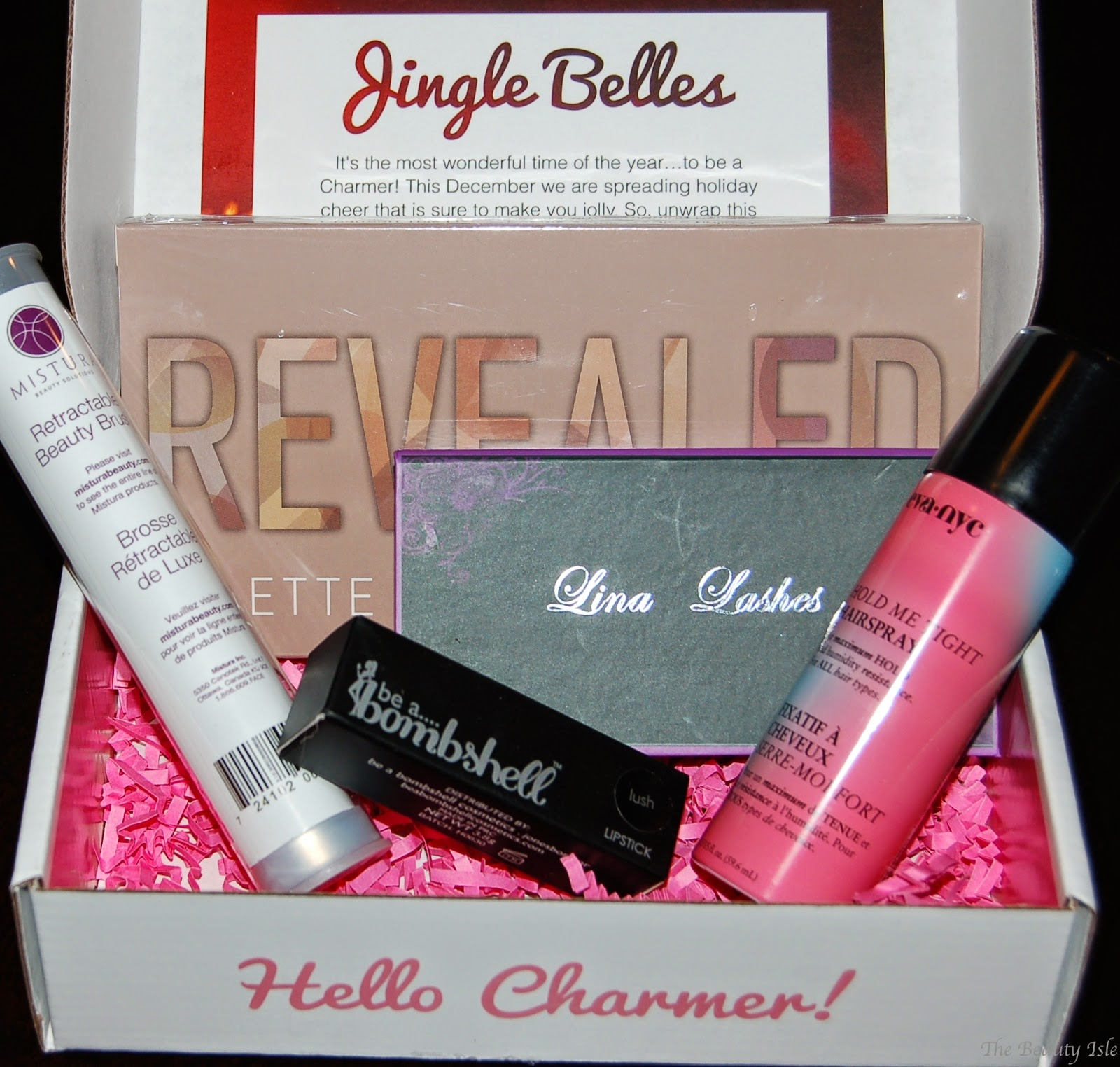 December Boxycharm Box