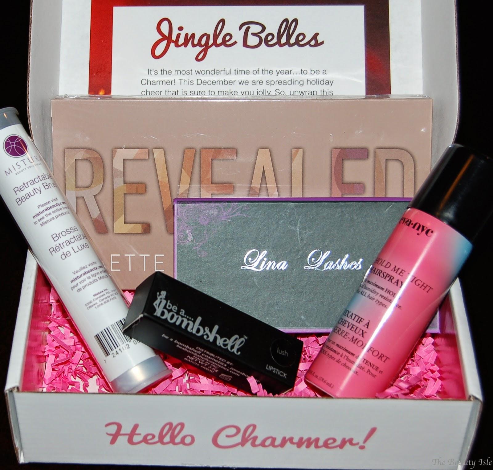 December Boxycharm Box