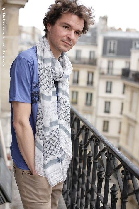 Foulard homme PLO Lala Berlin