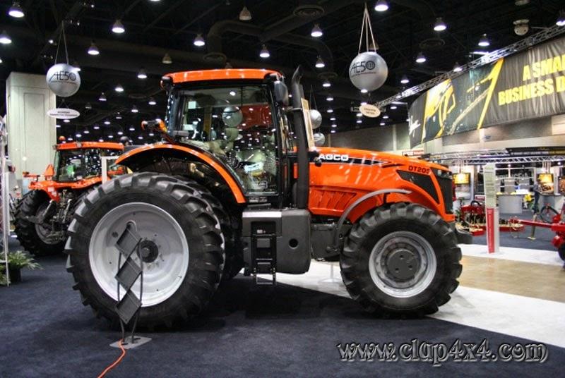 New Agco Tractors : Tractors farm machinery agco tractor