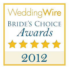 Bride&#39;s Choice Award Winner 2012