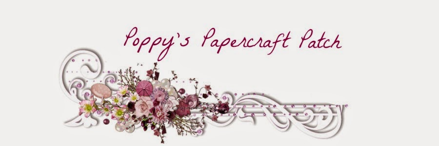 Poppy's Papercraft Patch
