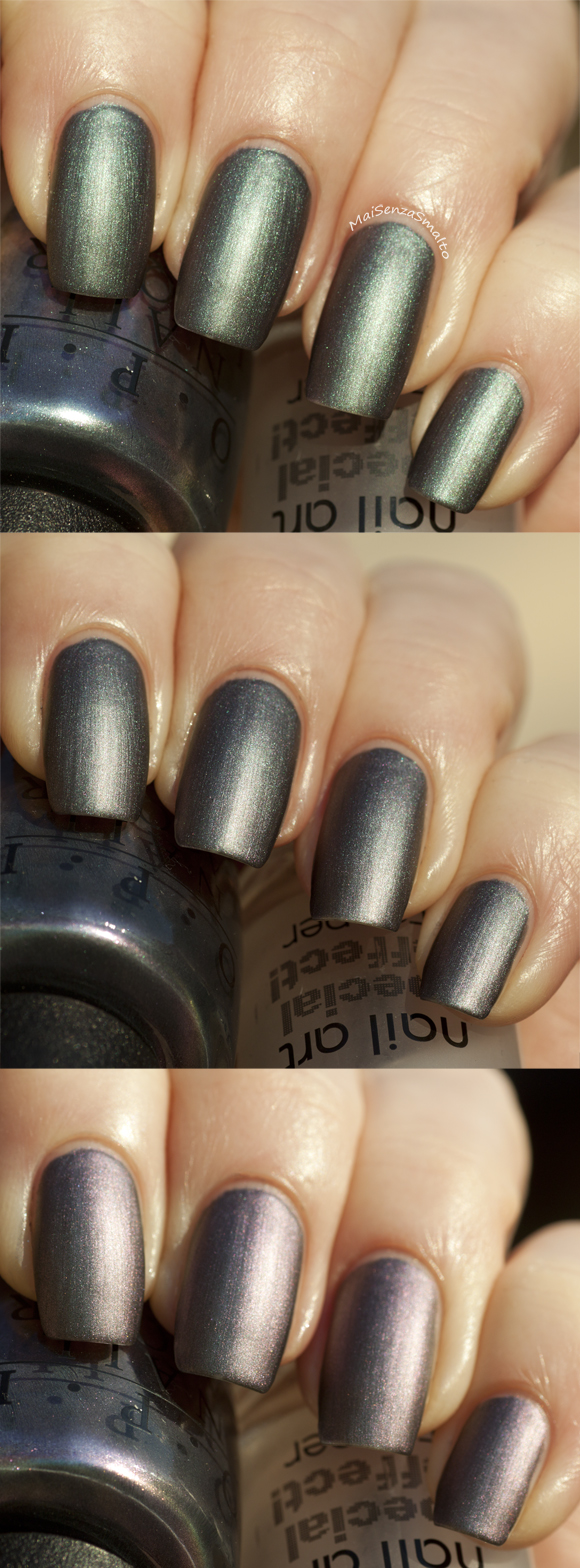 OPI Peace&Love&OPI + satin top coat