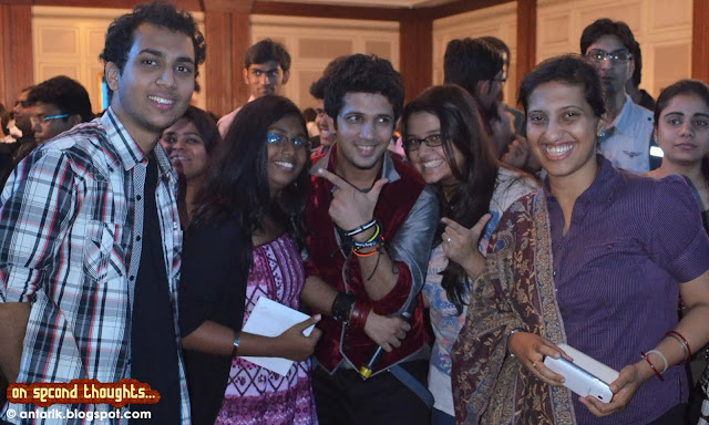 That's one hell of a (happy week) story to tell! Did Season 4 Judges Mudassar Khan