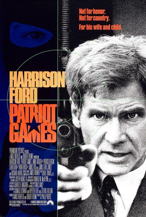 პატრიოტების თამაშები / Patriot Games (ქართულად)