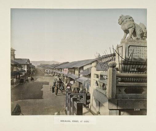 江戸末期・明治初期の日本がカラーでよみがえる@The Huffington Post|小坊主の放