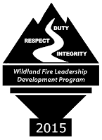 2015 Wildland Fire Leadership Campaign logo