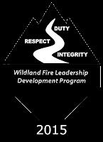 2015 Wildland Fire Leadership Campaign logo