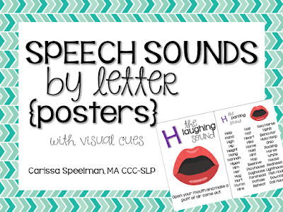 https://www.teacherspayteachers.com/Product/Speech-Sounds-by-Letter-Posters-1955455