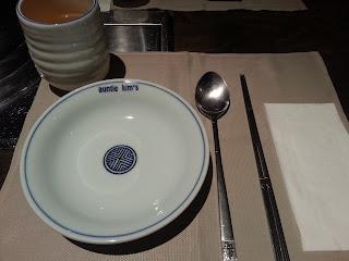 Auntie Kim's Korean Restaurant Upper Thomson Road Menu