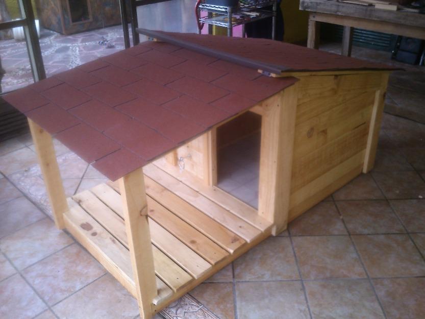 Casita mia cuchas carritos y mas septiembre 2013 - Como hacer una casa para perro grande ...