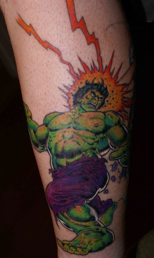 tattoos designs art hulk tattoo. Black Bedroom Furniture Sets. Home Design Ideas
