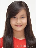 Nadila Cindi Wantari Anggota Team K JKT48