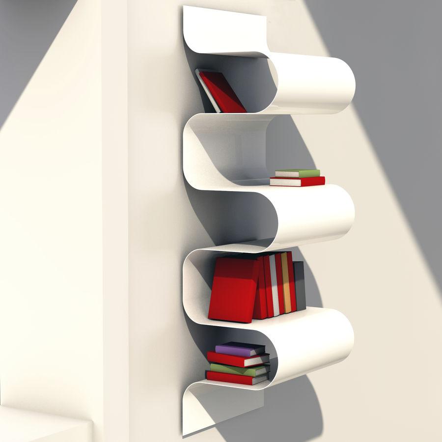 Apuntes revista digital de arquitectura estanterias y - Estanterias diseno pared ...