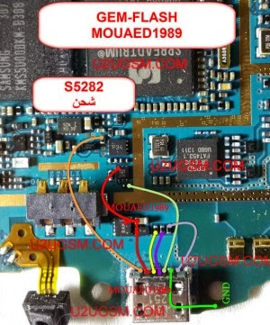 Galaxy Star S5282 usb not recognised not detected