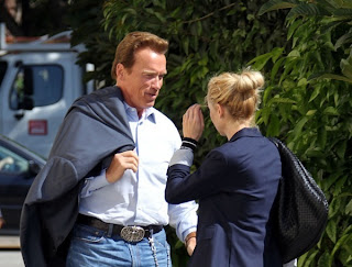 Arnold Schwarzenegger Girlfriend