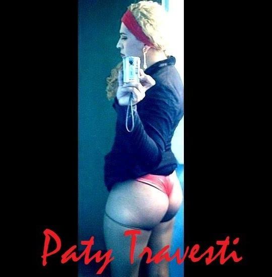 Esta soy yo PatyTravesti