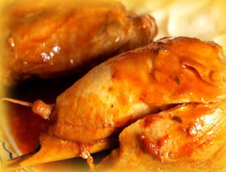 Fricassé de pollo