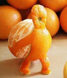 اهمية قشر البرتقال, فوائد قشر البرتقال للجهاز الهضمي و العصبي