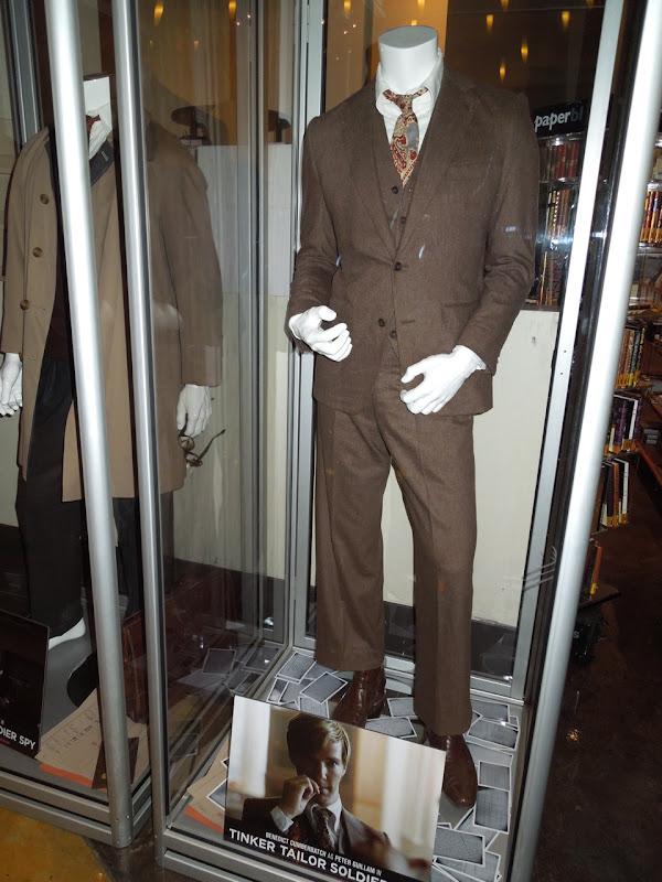 Benedict Cumberbatch Tinker Tailor Soldier Spy costume