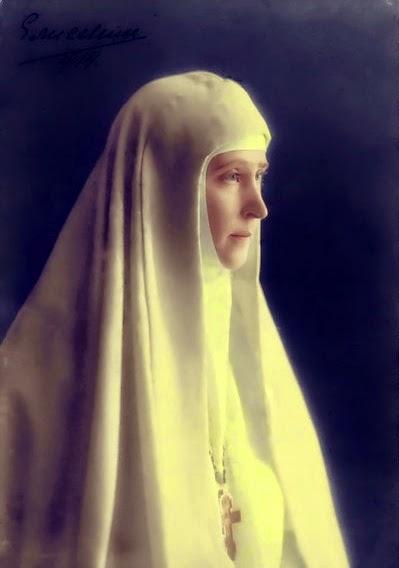 Saint Elizabeth Romanova