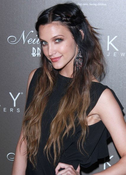 ashlee simpson hairstyles homecoming hairstyles