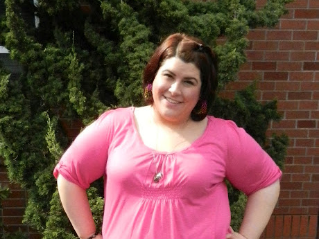 What I Wore: Pretty In Pink