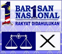 Undilah Barisan Nasional....Rakyat Didahulukan
