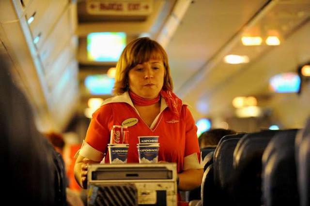 Air hostess self help 9