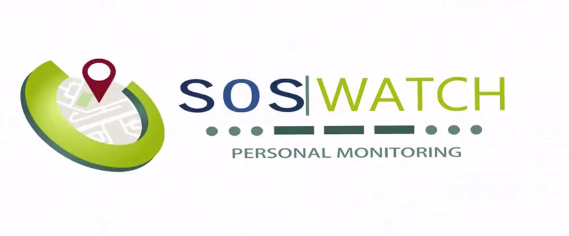 SOS Smartwatch - Nationwide Personal Monitoring & Voice Calls