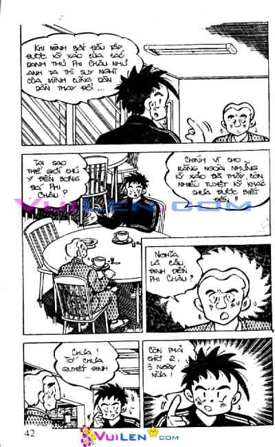 Jindodinho - Đường Dẫn Đến Khung Thành III  Tập 44 page 42 Congtruyen24h