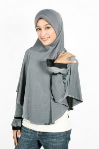Model Jilbab Simpel