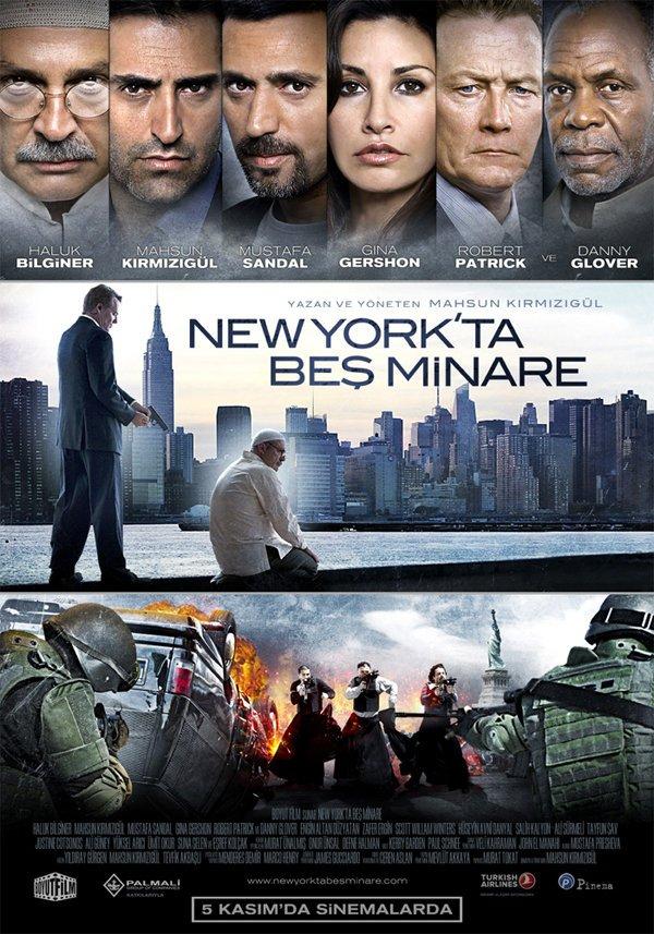 Cinq minarets à New York  [VOSTFR] [AC3] [DVDRIP]  [FS]