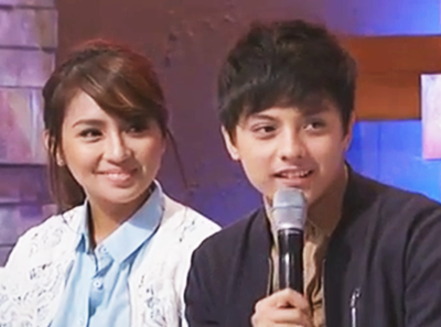 Kathryn Bernardo and Daniel Padilla Buzz ng Bayan March 2 Interview (Video)