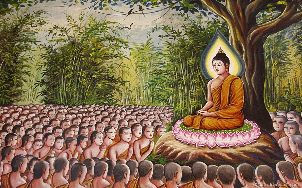 a discussion of buddhism and teachings of gautama buddha Early life: it was the buddhism that gave the greatest blow to brahmanism in 6th century bc this religion was started by gautam buddha who was a contemporary of mahavira.