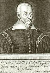Sebastian Castellio 1515 - 1563