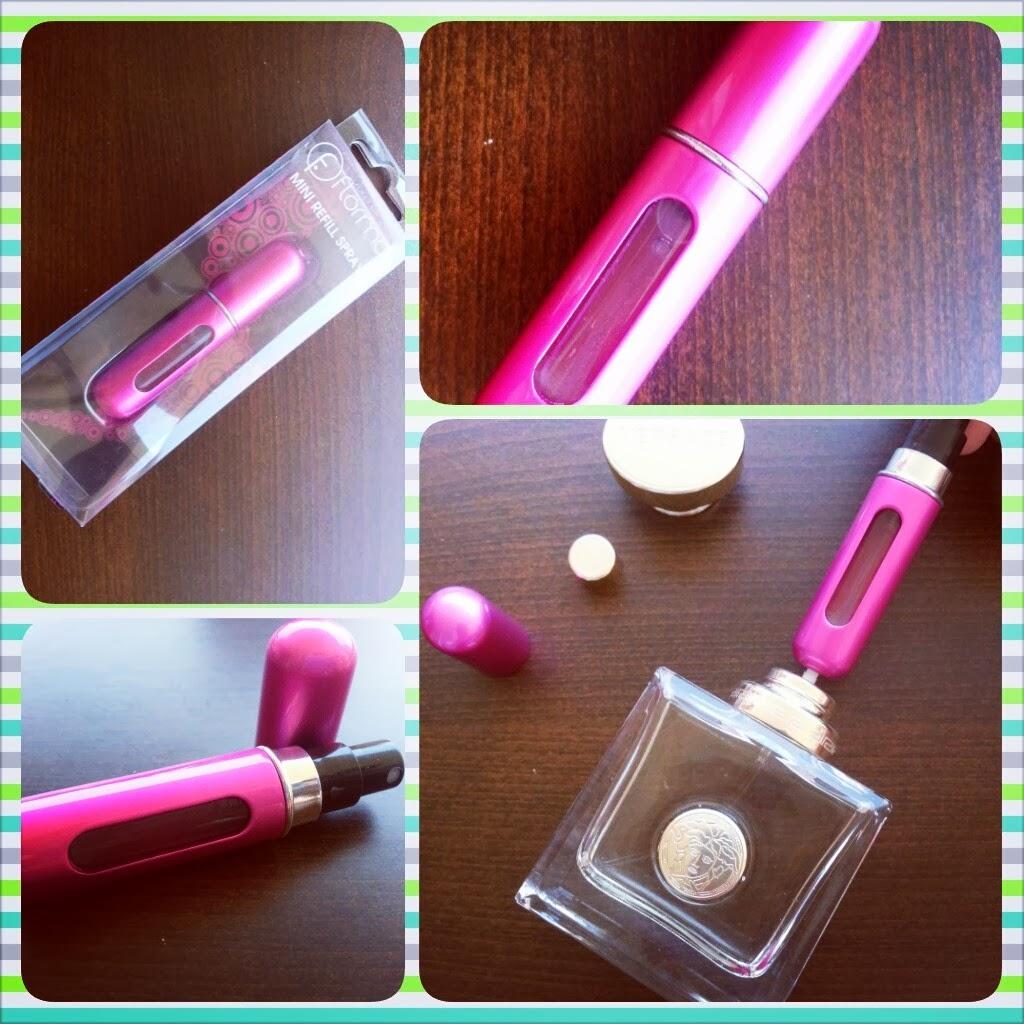 Mini refill spray beautybooop