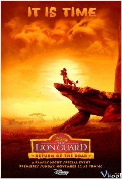 Phim Vệ Sĩ Sư Tử Tiếng Gầm Trở Lại-The Lion Guard: Return Of The Roar (2015)