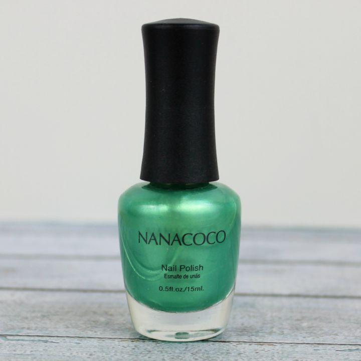 Nanacoco Nail Polish in Hope of Spring