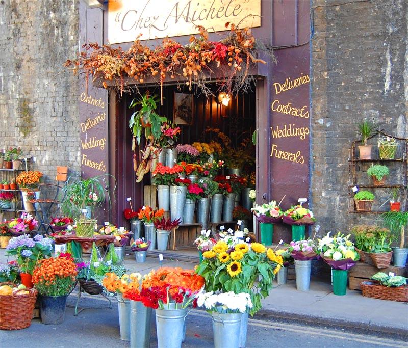 Flower Shop Pictures
