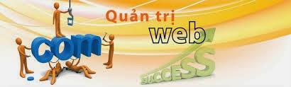 Dịch vụ quản trị web tại hà nội