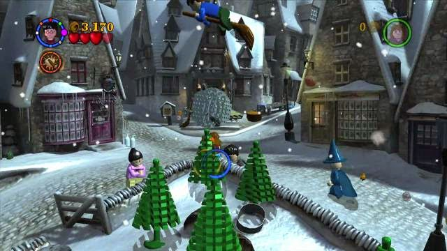 LEGO Harry Potter Years 1-4 PC Games Gameplay