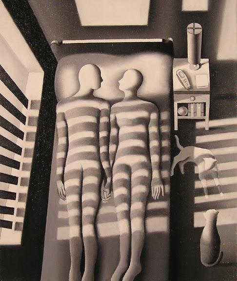 nuncalosabre.Arte. Art - Mark Kostabi